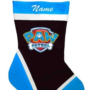 Paw Patrol Personalized Christmas Stockings
